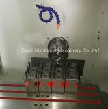 선형 가이드 레일 편평한 침대 작은 CNC 선반 기계 가격