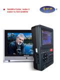 DVB-S Medidor Localizador de Satélite Digital