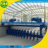 Machine de ajustement de maneton de compost d'engrais organique/rouleau ouvert avec la qualité