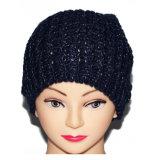 Beanie черепа Knit крышки лыжи тумака пустой обыкновенный толком изготовленный на заказ