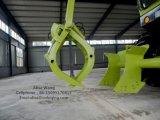 Cargador Cameco del gancho agarrador de la caña de azúcar de Wd de la marca de fábrica 4 de China