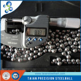 """Bola de acero de la precisión de la bola de acero 1/8 """" 3.175m m de carbón AISI1010"""