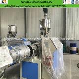 Cadena de producción interna de la protuberancia del tubo del PVC del drenaje del abastecimiento de agua
