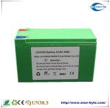 Pack de baterías LiFePO4 12.8V10Ah para motocicleta eléctrica
