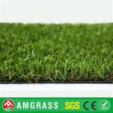 grama sintética da decoração da paisagem do jardim de 30mm para o balcão