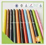 Soluble en agua Woodless Lápiz de color con alta calidad