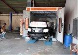 Wld8200 con la cabina caliente aprobada de la pintura del coche de la venta del Ce