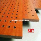 Comitato di legno della decorazione del comitato di soffitto del comitato di parete del comitato acustico