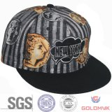 Klassisches Design Fabric Fitted Cap mit Custom Logo