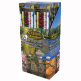 Geschenk-Verpackungs-Papier-Zoll druckte Gewebe-Rolle