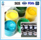 Carbonato de cálcio usado para o plástico da borracha do enchimento