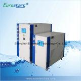 Тип охлаженный водой промышленный переченя охладитель воды