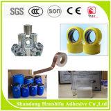 Adhésif sensible à la pression d'étiquette à base d'eau de module d'OEM