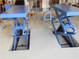 Elevador de coche hidráulico de dos postes baratos