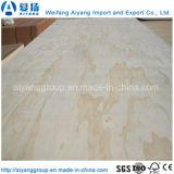 家具または装飾のための18*1220*2440mmのマツ商業合板