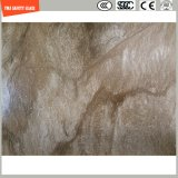 Uitstekende kwaliteit 319mm Af:drukken Silkscreen/Zuur etst/het Berijpte/Aangemaakte Patroon van de Veiligheid van het Patroon/Gehard glas voor de Muur van het Meubilair/Verdeling met SGCC/Ce&CCC&ISO