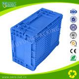 Turnoverplasticの木枠の折りたたみプラスチックバスケット