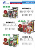 Shanda Aquarium Koi Fish Series Japon Poisson Aliments Spirulina Koi Poisson Aliments