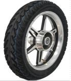 Caucho natural neumático de la bicicleta / Neumáticos / Inner neumáticos con cámara de bicicletas (16 * 3.0, 2,50-14)