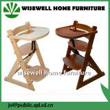 木の赤ん坊の高い挿入椅子(WSY-B33)