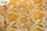 잎 디자인 소파 자카드 직물 직물 (fth31869)