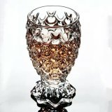 차 유리 그릇 Sdy-J0003를 위한 식용수 유리제 컵