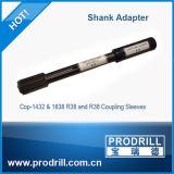 T38 adapteur de queue/adaptateur d'un marteau de consommables pour le haut