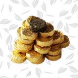 케이크 Puer 차의 양식에 있는 중국 고품질 건강 처리되지 않는 PU Erh
