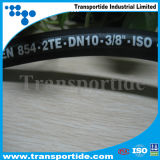 R12/4sp/4shの適用範囲が広い高圧ホースの油圧ゴム製ホース