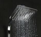 正方形の形のサーモスタットのシャワーのミキサーのシャワーのコック
