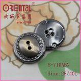 Tasto a forma di di placcatura dell'ABS dell'occhio dei fori di modo 2 (S-710ABN)