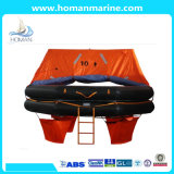 Iate Using o Liferaft ao mar inflável do Throw do homem 6-35