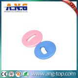 Contactless 지원을%s 안전한 비독성 RFID 세탁물 꼬리표