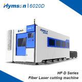Máquina de corte a laser de fibra para 1-25mm Metal de aço carbono