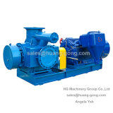 Huanggong Marine Twin Screw Pump for Shipyard