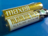 Pilas alcalinas Maxell AA