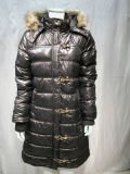 Veste en bas / manteau rembourré (LP00074)