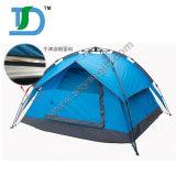 4 Personen-doppelte Schicht-vollautomatisches hydraulisches kampierendes Zelt für im Freien