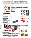 Обработка Tools-Elevator, проскальзывает, механическая щипцы, зажимы, втулку и зажимы