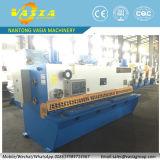 Machine de cisaillement de la guillotine hydraulique
