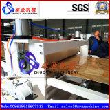 Machine de marbre d'imitation d'extrusion de panneau de mur de feuille de Faux de PVC