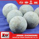 Bola de laminado en caliente competitiva y bolas de acero de pulido forjadas para la mina de oro
