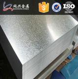 Целесообразная плотность Dx51d гальванизированного цены стального листа