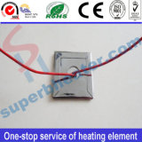 La placa calefactora de acero inoxidable - norma de no hacer