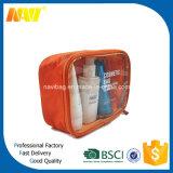 Nylon en Kosmetische Toiletry van pvc Zak