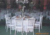يتعشّى أثاث لازم راتينج حديثة يكدّس فندق مطعم [تيفّني] [شفري] كرسي تثبيت