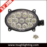 "Buhler 또는 Versatile/Jd 8020-8020t 시리즈 5.5 "" 39W LED 타원형 두건 빛"