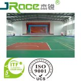 Suelo de acrílico del deporte de la superficie de la corte de bádminton del tenis de /Volleyball/ del baloncesto