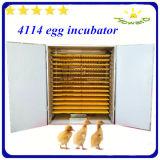 4114 яичка Automatic Chicken Egg Incubator для Hatching Eggs
