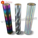 Material Pet para el papel de aluminio estampado en caliente